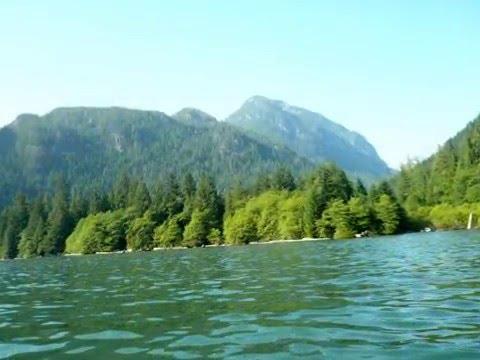 Pitt lake:BC