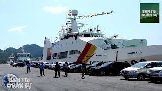 Tin Quân Sự Mới Nhất - Quy Chế Cảng Quốc Tế Cam Ranh Sự Công Khai Cần Thiết