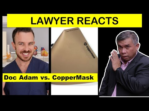 Lawyer Reacts: Doc Adam vs. CopperMask