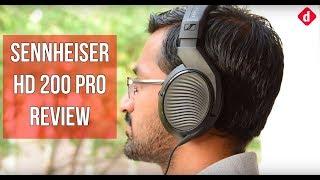 Sennheiser HD 200 Pro Review | Digit.in