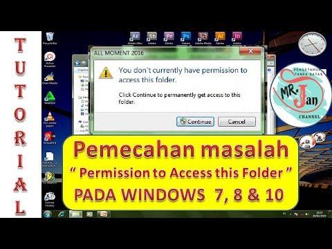 "tutorial-mengatasi-masalah-""you-have-been-denied-permission-to-access-this-folder"".-di-komputer!"