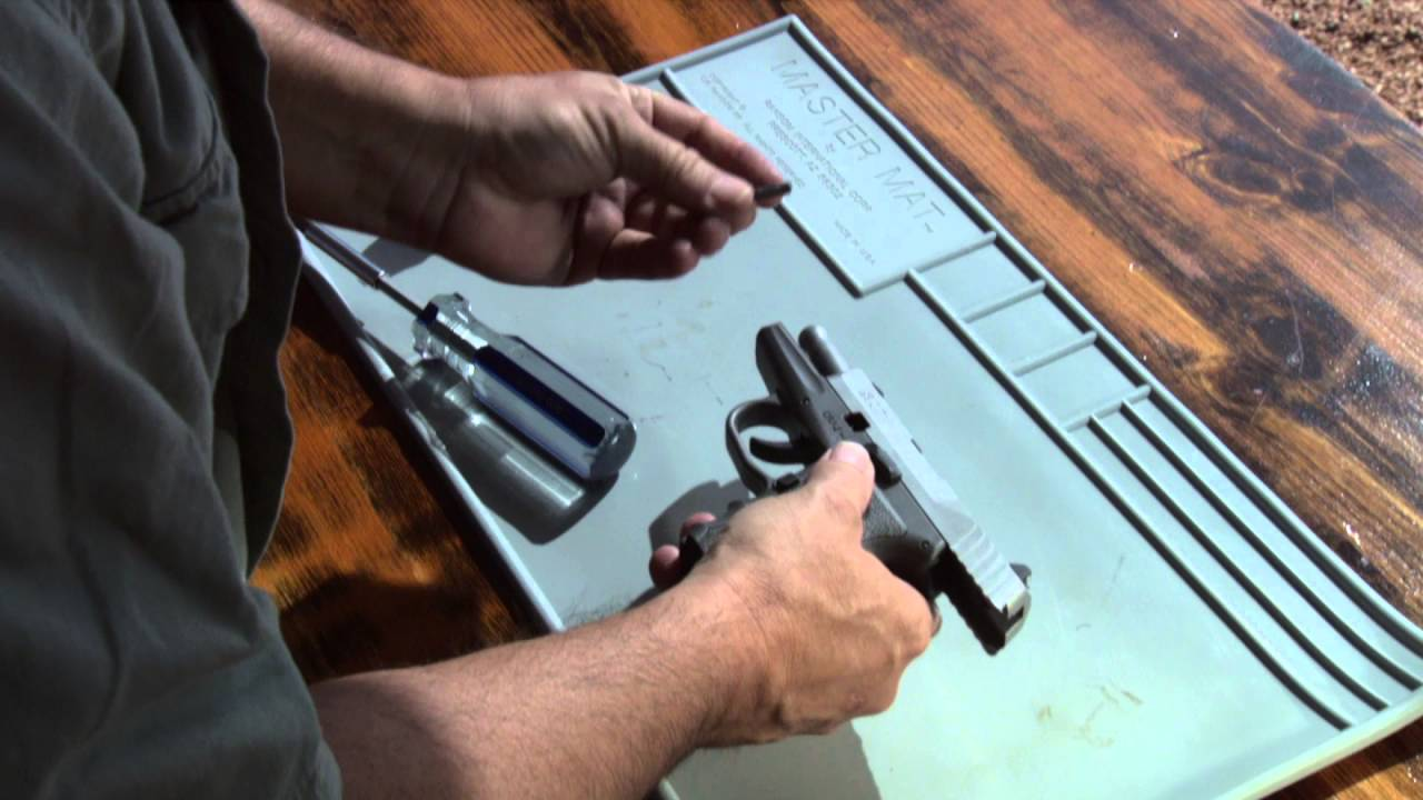 How to field Strip a CPX-2