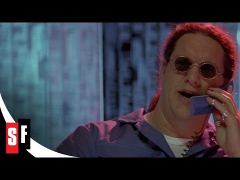 Hackers (1995) Nicholas Jarecki and Fisher Stevens On Working with Penn Jillette HD