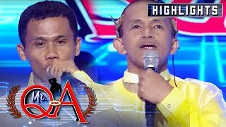 Jhel Baan faces the reigning Mr Q & A Bokyo | It's Showtime Mr Q and A