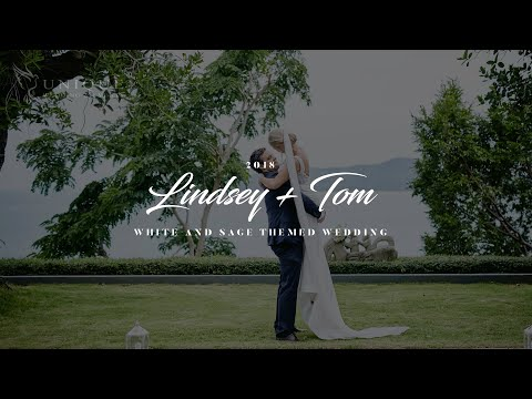 Lindsey and Tom, Destination Wedding in Koh Samui