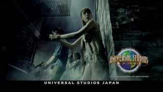 Resident Evil (2013) The Real - Universal Studio JAPAN Trailer 1080p HD