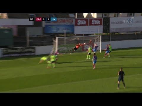 Drogheda United 0-2 Limerick - 30th June 2017