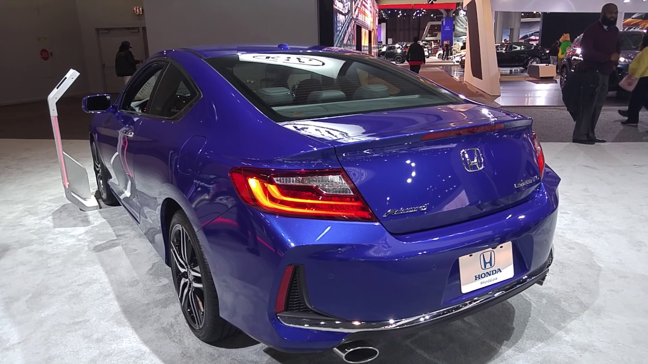 2017 honda accord coupe touring v6 youtube for 2017 honda accord sedan v6