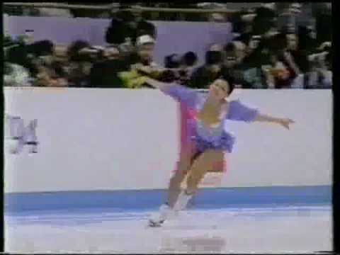 1994 Winter Olympics Intro for Women