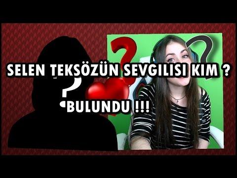 Selen Teksöz'ün Sevdiği Kişi Kim ? / BULUNDU!!!