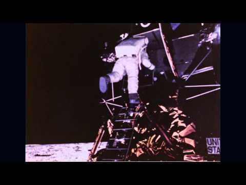 The Eagle Has Landed, The Flight of Apollo 11, 1969