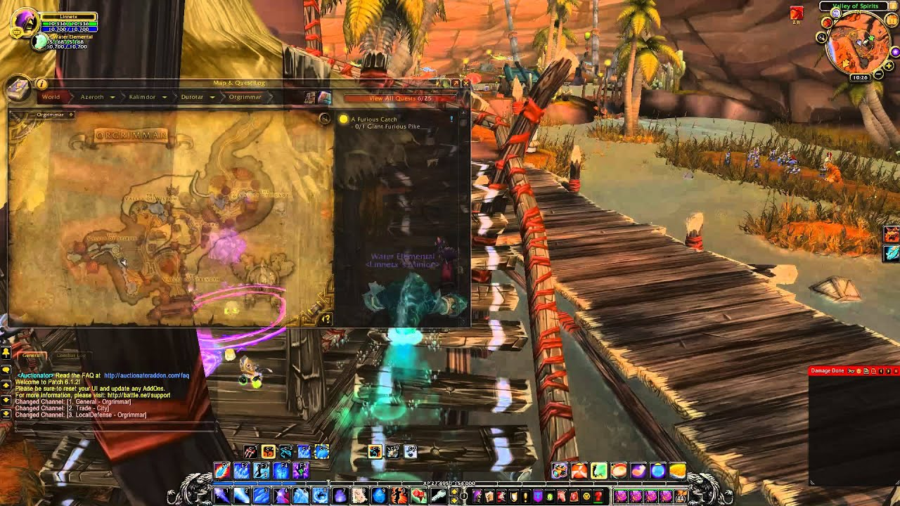 mage portal trainer location in orgrimmar youtube. Black Bedroom Furniture Sets. Home Design Ideas