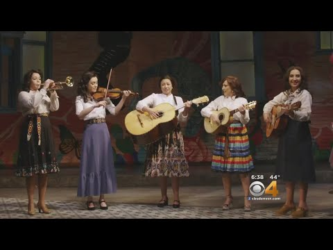 'American Mariachi' Explores The Transformation Made By Music
