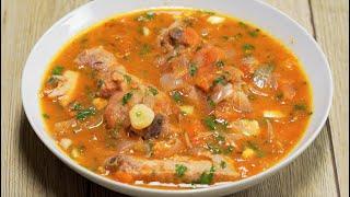 Чахохбили из курицы. Грузинская кухня. Рецепт от Всегда Вкусно.