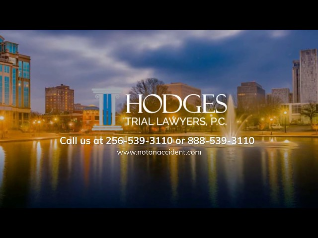 COVID-19 Update | Hodges Trial Lawyers