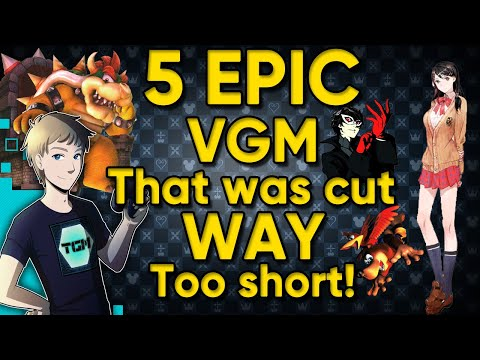 5 EPIC  Game  That Got Cut WAY Too Short