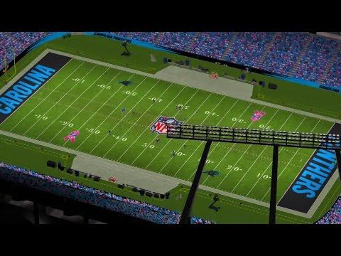 Madden NFL 17 Week 5 Tampa Bay Buccaneers vs Carolina Panthers