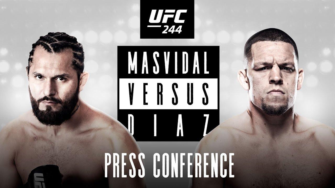 UFC 244 Diaz vs Masvidal UK start time, full card, TV channel and ...