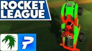 NICHT MEHR ALLEINE | Rocket League