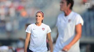 Studio 90: Abby Wambach, Alex Morgan and Pia Sundhage Up for Awards in Zurich
