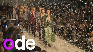 Burberry Menswear A/W15: David Gandy and Nick Grimshaw discuss why men are more fashionable