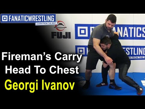 Fireman's Carry Head To Chest By Georgi Ivanov
