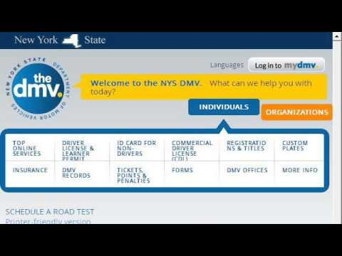How-To Take The New York State DMV Approved Defensive Driving Course Online (NYS)