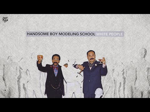 Handsome Boy Modeling School - The World's Gone Mad