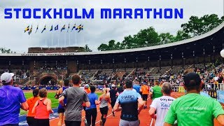 Stockholm Marathon - A Great Nordic Race!!