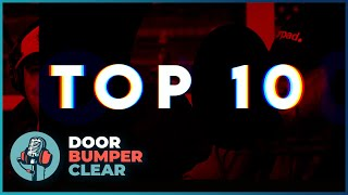 Door Bumper Clear: Top-10 Moments of 2020