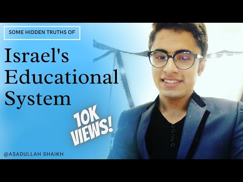 Educational System Of Israel | Some Hidden Facts Of Israel | Watch To Learn