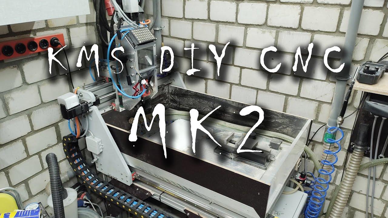 Download KMS DIY CNC MK2 - Übersicht