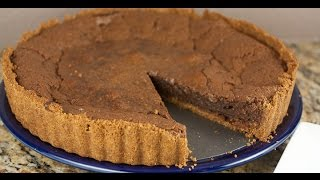 Chocolate Chess Pie | RECIPES TO LEARN | EASY RECIPES