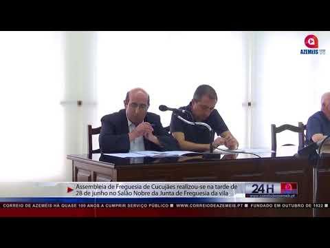 ASSISTA À ASSEMBLEIA DE FREGUESIA DA VILA DE CUCUJÃES