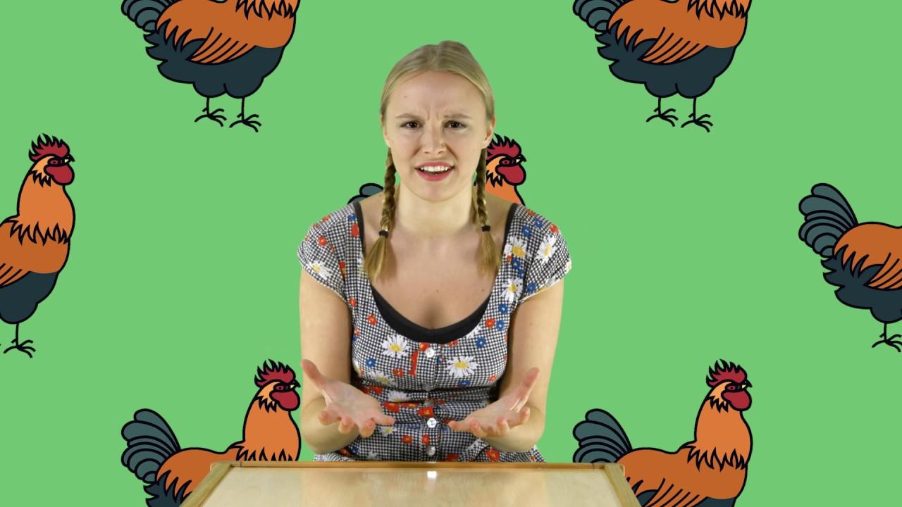 Fingerspiel Huhn