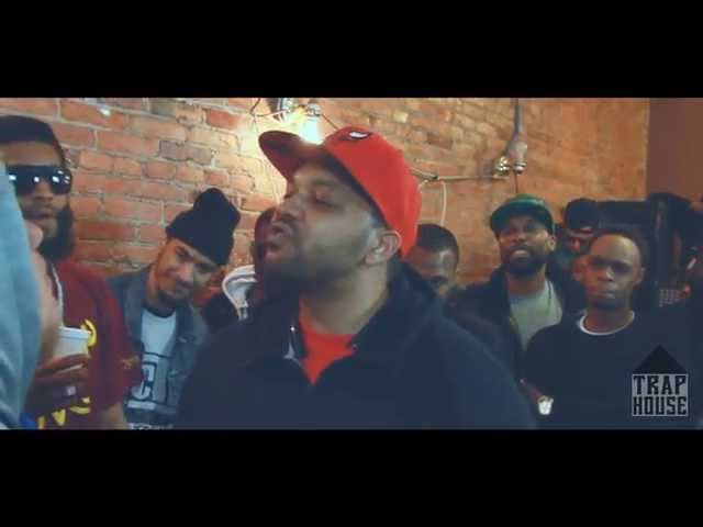 Rosenberg Raw vs NeenZ, Traphouse Battle league / Traphouse County / Clash of tha Counties