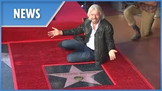 Sir Richard Branson uses Hollywood star to discuss disappearance of Saudi journalist Jamal Khashoggi