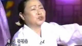 신영희,박계향  - 판소리 춘향가 이몽룡상봉대목