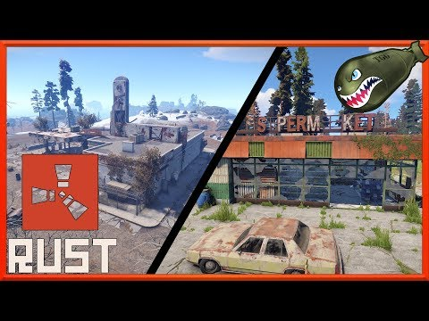 Rust What's Coming | Gas Station & Supermarket Smalluments In Game #92 (Rust News & Updates)