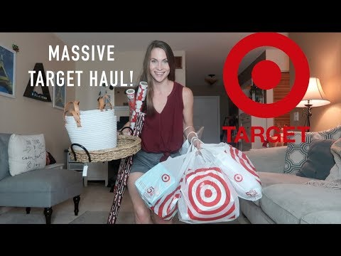 HUGE Target Dollar Spot Haul 2019! New Home Decor, New Year Stuff... Basically Everything at Target.