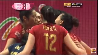 Zhu Ting(China-U.S.A)18/7/2015 WGP 2015