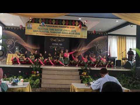Ratoeh Jaroe SMAN 6 Tangerang Selatan ( JUARA 1 Piala Bergilir Gubernur Aceh 2018)