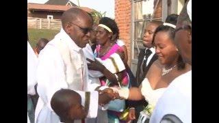 ubukwe Dusingizimana Jacques  na Uwase Solange