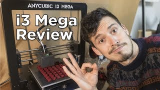 Anycubic i3 Mega 3D Printer Review ✰