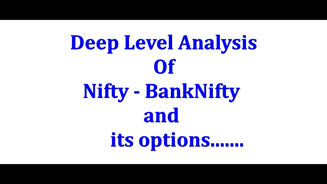 Download deep level analysis on Nifty BankNifty trend for Oct Expiry