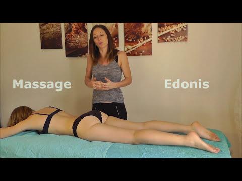 massage cellulite fessier