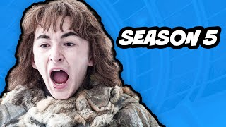 Game Of Thrones Season 5 Cutting Bran Stark Story(, 2014-09-04T04:35:51.000Z)