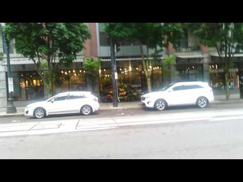 Pearl District Portland Oregon 6/1/2017