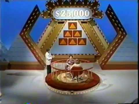 $25,000 Pyramid Game  Bonus Round  Lauri Hendler