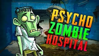 Video PSYCHO ZOMBIE HOSPITAL - 1+ HOUR SPECIAL ★ Call of Duty Zombies Mod (Zombie Games) download MP3, 3GP, MP4, WEBM, AVI, FLV April 2018